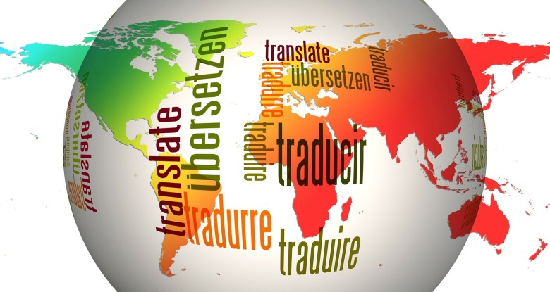 Translate With Language Background