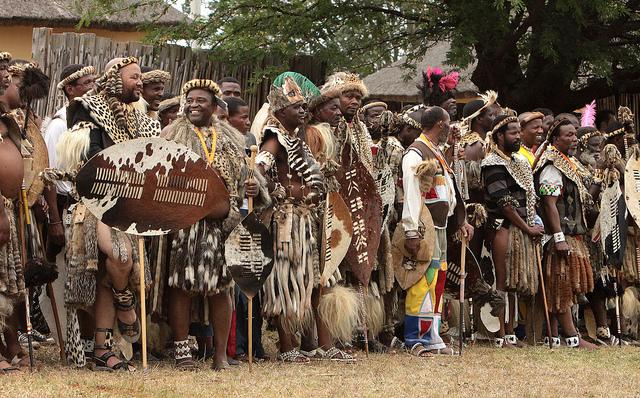 Zulu tribe