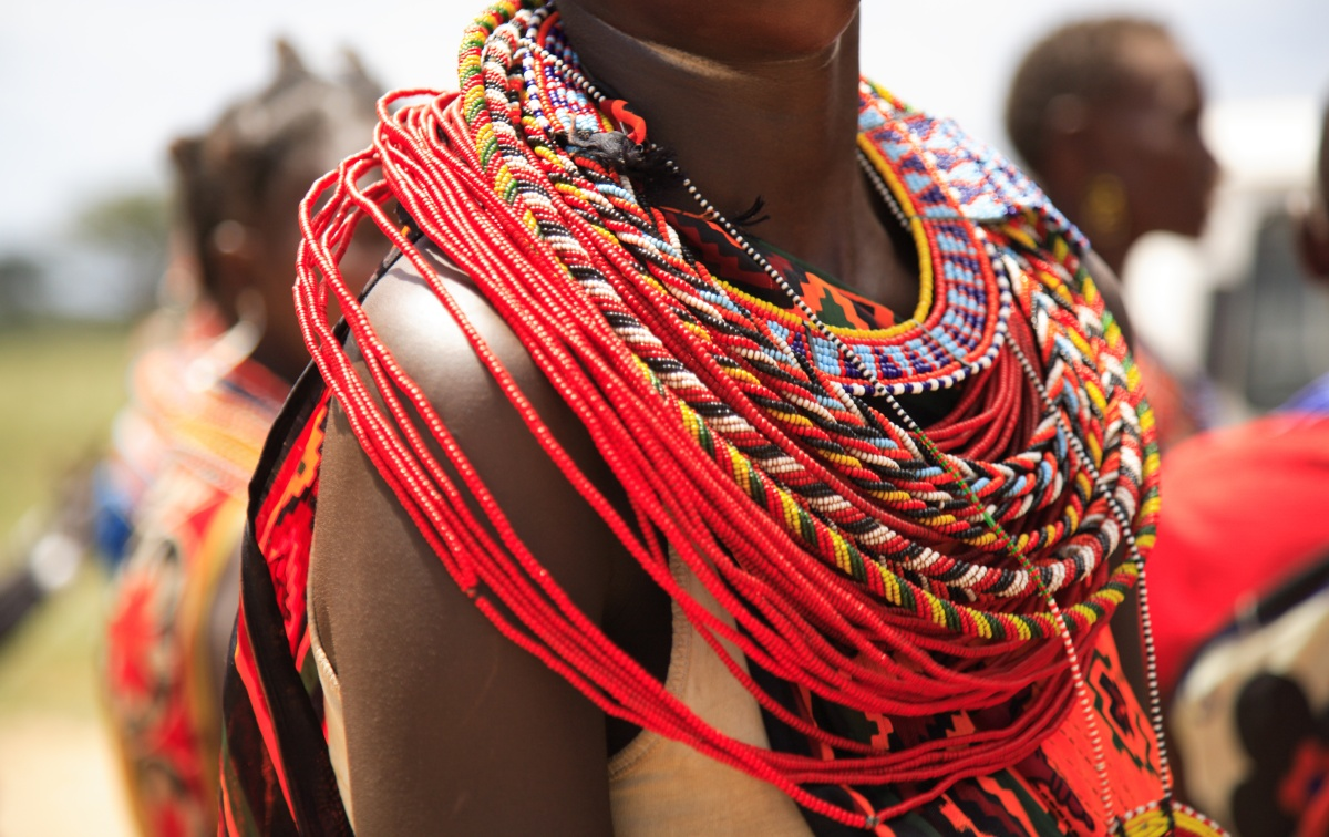 African Culture, African jewellery