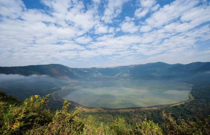 Ngorongoro Conservation Area- The creation crator