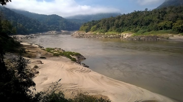 The Salween River